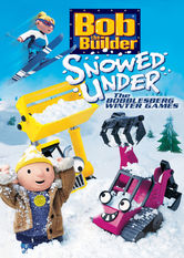 Bob the Builder: Snowed Under / The Bobblesberg Winter Games Netflix US (United States)