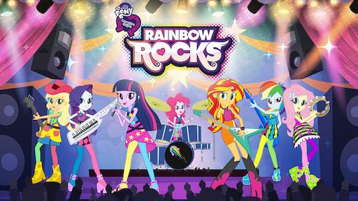 My Little Pony Equestria Girls: Rainbow Rocks