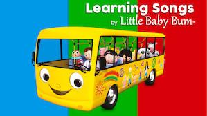 Learning Songs by Little Baby Bum: Nursery Rhyme Friends