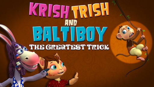 Krish Trish and Baltiboy: The Greatest Trick