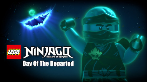 LEGO Ninjago: Masters of Spinjitzu: Day of the Departed