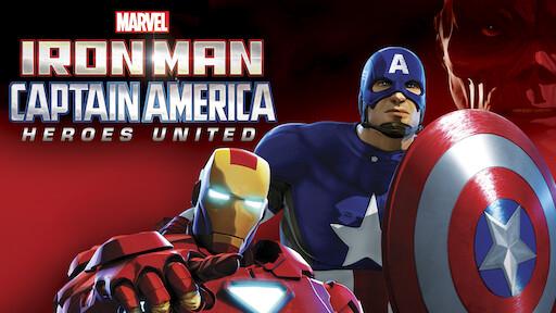 Iron Man & Captain America: Heroes United