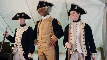 觀賞喬治·華盛頓與馬可·波羅。第 1 季第 9 集。