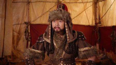 觀賞成吉思汗與喬治·華盛頓·卡弗。第 1 季第 10 集。