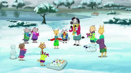 Watch Snow Show / Secret Santa. Episode 6 of Season 1.