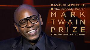 Dave Chappelle:馬克·吐溫美國幽默獎