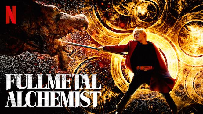 FullMetal Alchemist (2017) - Netflix | Flixable