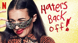 Haters Back Off
