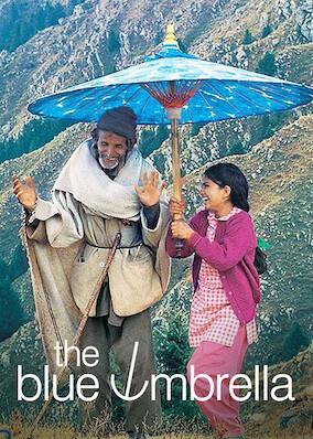 The Blue Umbrella