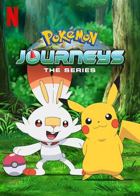Pokémon Journeys: The Series | 2020 | English | 1080p | 720p | NF WEB-DL