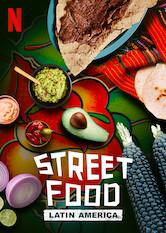 Search netflix Street Food: Latin America